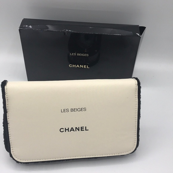305faa397e08 CHANEL Makeup | New Les Beiges Cosmetic Bag | Poshmark